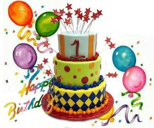 Frasi per il primo compleanno   Auguri Bimbo!