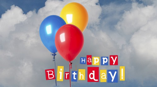 Top Frasi di Ringraziamento per gli auguri di compleanno ricevuti AA83