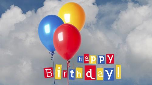 Famoso Ringraziamento per gli auguri di compleanno ricevuti JB73